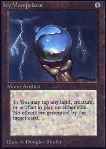[1x] Icy Manipulator [x1] Collectors Edition Near Mint, English -BFG- MTG Magic