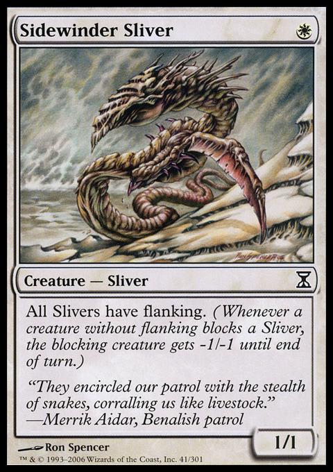 4 Ghostflame Sliver ~ Lightly Played Time Spiral 4x x4 Playset MTG Magic Ultimat