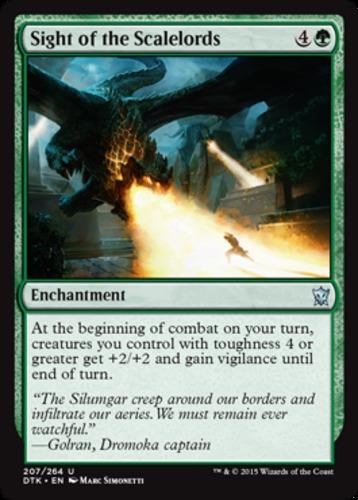 x4 Warbringer MTG Dragons of Tarkir U M//NM English
