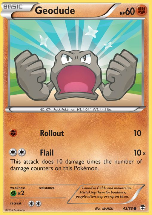 50//83 Common Pokemon Generations M//NM English x4 Clefairy