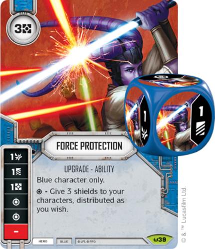 Rare Single Card /& Dice StarWars Destiny Awakenings Free Postage