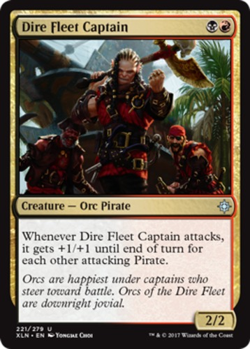 Ixalan - MTG Dire Fleet Ravager Pack Fresh // NM