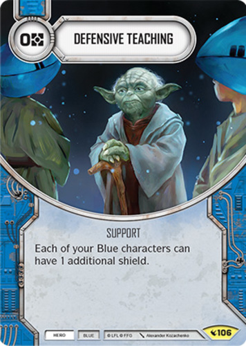 x2 Suppression Field 115 Uncommon Star Wars Destiny Legacies M//NM
