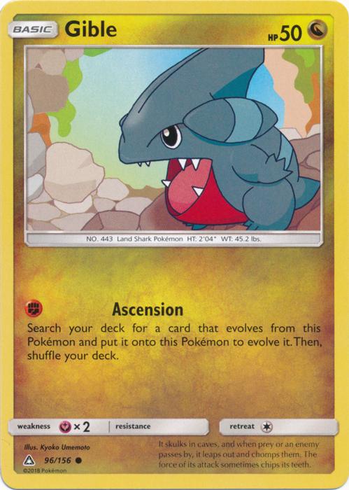 Ultra Prism Riolu 66/156 Common Card NM 4x Pokemon SM Losse kaarten