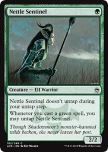 x4 MTG 4x Nettle Sentinel