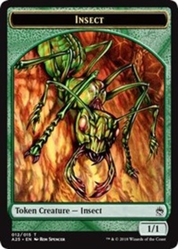 Onslaught Player Rewards *1//1 NM* MTG 1x INSECT TOKEN
