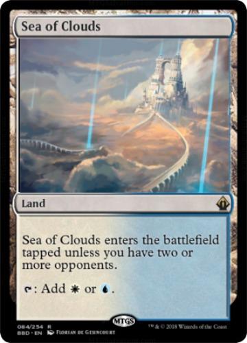 Cloud Pirates NM-Mint English Portal MTG