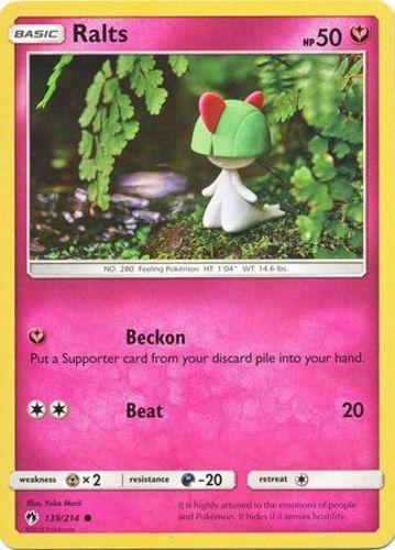 2018 Jigglypuff 133//214 - NM Lost Thunder Set Common Pokemon Card