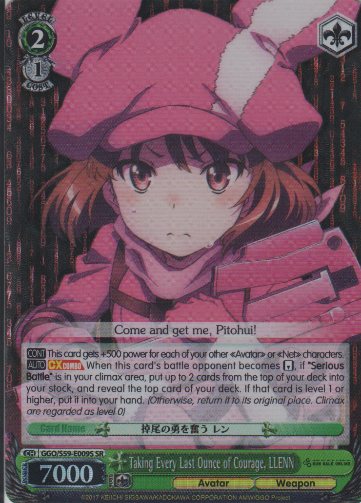 Confident in Her Dexterity LLENN x 4 pr weiss schwarz english